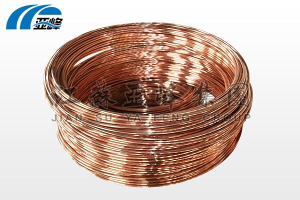 铜包钢圆线