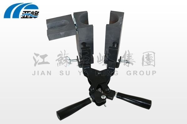 热熔焊接模具模夹